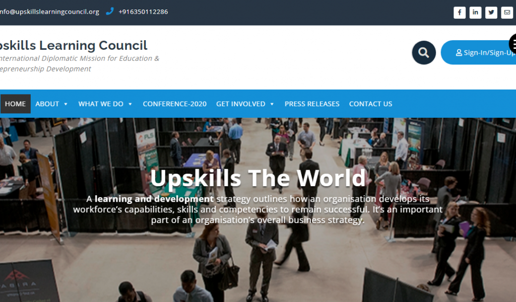 Upskills Learning Council
